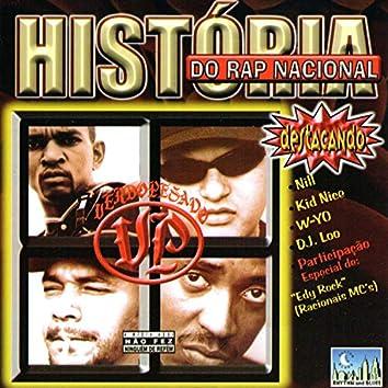 História do Rap Nacional
