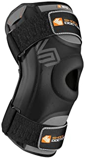 Best Shock Doctor 870 Knee Brace, Knee Support for Stability, Minor Patella Instability, Meniscus Injuries, Minor ligament Sprains for Men & Women, Sold as Single Unit (1) Reviews