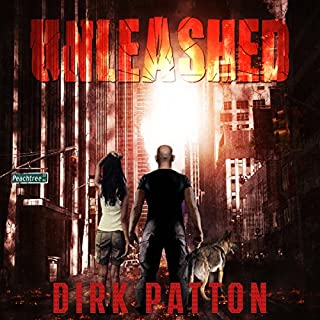 Unleashed V Plague Book One                   By:                                                                                                                                 Dirk Patton                               Narrated by:                                                                                                                                 Jeffrey Kafer                      Length: 6 hrs and 31 mins     548 ratings     Overall 4.3