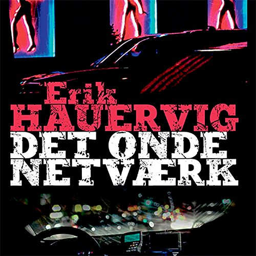 Det onde netvaerk audiobook cover art