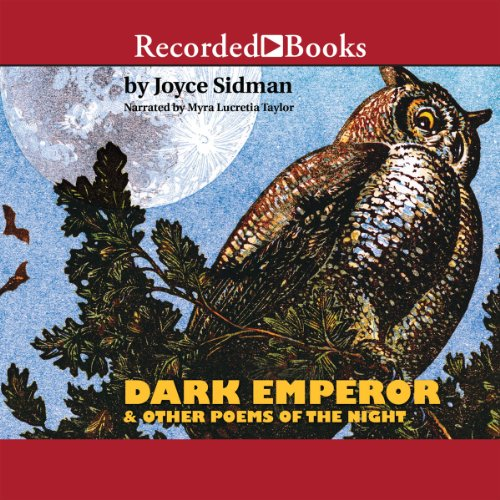 Dark Emperor and Other Poems of the Night audiobook cover art