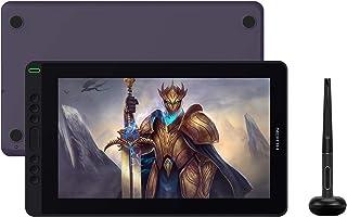 Huion Kamvas 13 Pen Display Graphics Drawing Tablet with Screen Full-Laminated, Battery-Free Tilt Function 8192 Pen Pressu...