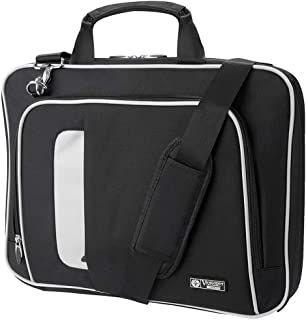 13.3 14 Inch Laptop Computer Shoulder Bag Business Briefcase for Lenovo, Dell
