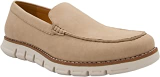 NINE WEST Mens Loafers I Casual Slip on Shoes for Men I Loafer Dress Shoes for Men with Deep Grooves in Outsole That Mimics Natural Motion of Foot I Keane