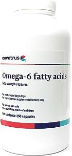 Omega 6 (Formerly Omega EFA) Capsules XS for Medium and Large Dogs 250 Capsules