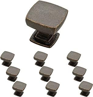 Franklin Brass P29542K-WCN-B Parow Kitchen Cabinet Hardware Knob, 10 Pack, Warm Chestnut