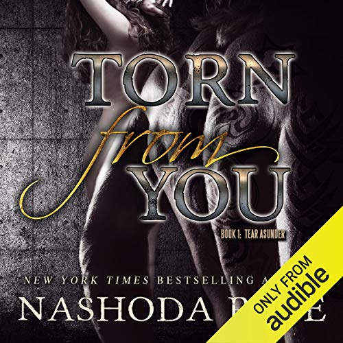 Torn from You audiobook cover art