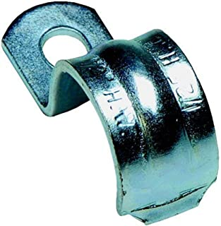 Sigma Electric ProConnex 1901 EMT One-Hole Strap 1/2-Inch, 100-Pack
