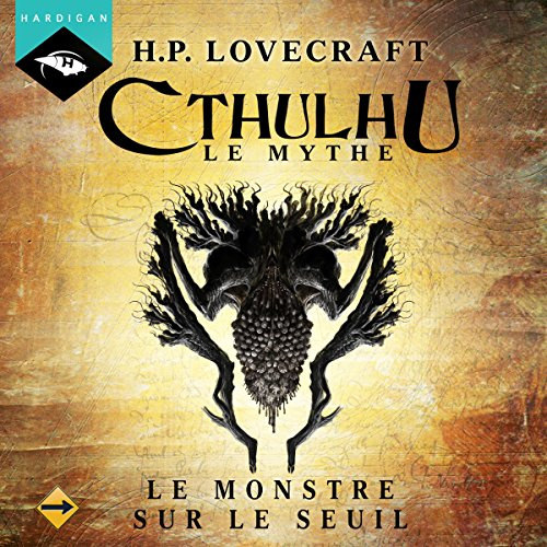 Le Monstre sur le seuil audiobook cover art