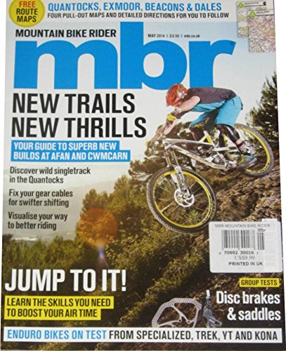 Mountain Bike Rider Magazine: May 2014