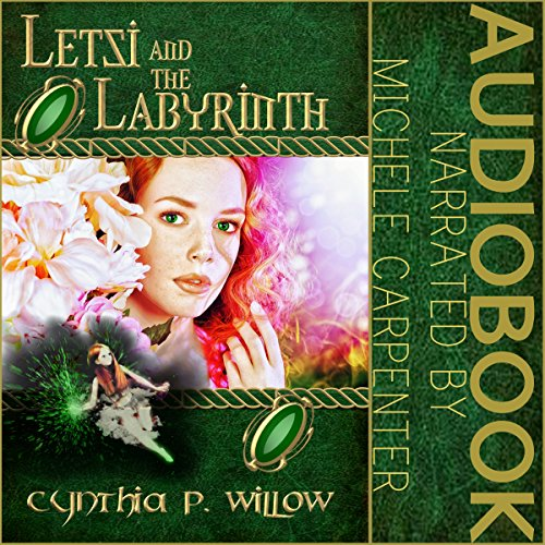 Letsi and the Labyrinth Titelbild