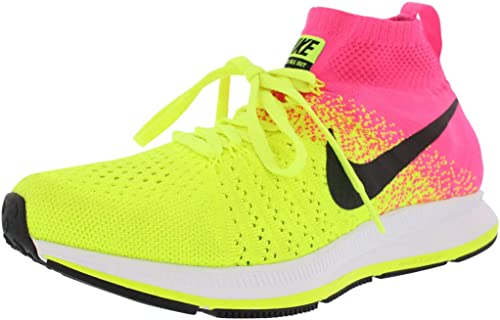 Nike Zm Peg All Out Flyknit Oc GS, Chaussures de Course Homme
