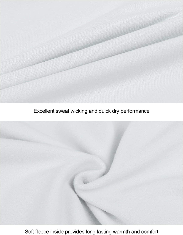 BALEAF Women's Heavy Weight Thermal Leggings Tights Stretch Fleece Warm Winter Base Layer Underwear