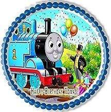 Thomas Train - Edible Cake Topper - 7.5