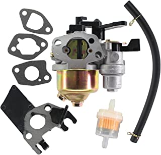 USPEEDA Carburetor for Harbor Freight Greyhound 196cc 6.5hp 66014 66015 Lifan Gas Engine Central Machinery Plate Compactor 66571 69086 69738 98963