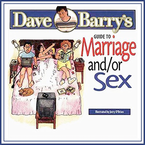 Dave Barry's Guide to Marriage and/or Sex audiobook cover art