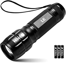LE LED-zaklamp, waterdichte zaklampen voor buitensport, draagbare, zoombare superheldere LED flashlight, extreem heldere c...