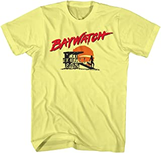 Baywatch - Mens Silhouette T-Shirt