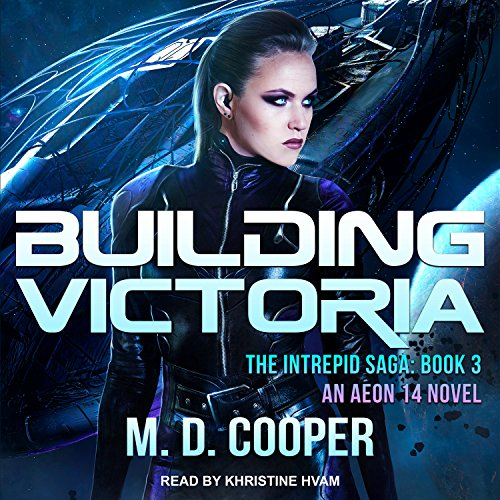 Building Victoria audiobook cover art