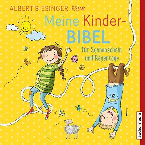 Meine Kinderbibel für Sonnenschein und Regentage Titelbild