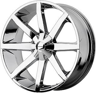KMC Wheels KM651 Slide Triple Chrome Plated Wheel (20x8.5