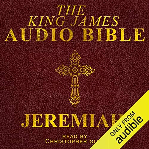 Jeremiah audiobook cover art