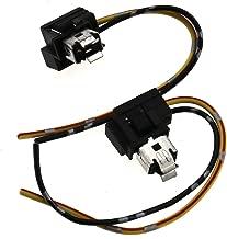H1 Head Fog Lamp Light Bulb Socket Holder Wiring Connector Plug For Auto Car