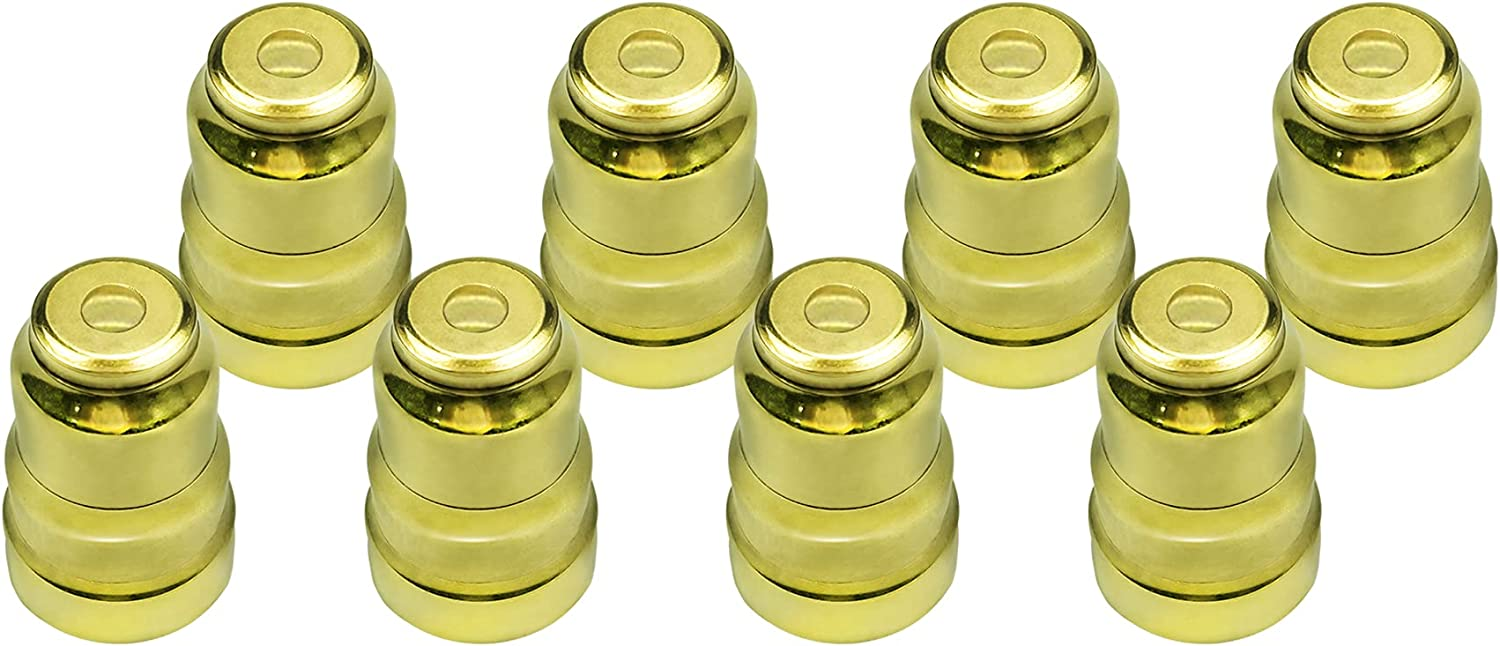 TIKSCIENCE 8Pcs Limited time cheap sale New Free Shipping Fuel Injector Cups 1995-2003 Kit Ford for 7.3L