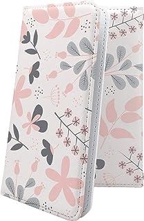LG G2 mini LG-D620J ケース 手帳型 花柄 花 フラワー はながら 北欧 北欧柄 エルジー ミニ ビッグローブ ビグローブ ジー2 女の子 女子 女性 レディース G2mini かわいい 可愛い kawaii lively Q...
