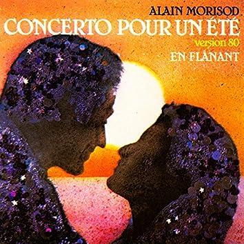 Concerto pour un été (Version 80) / En flânant - Single