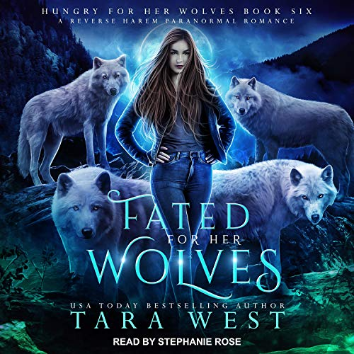 Fated for Her Wolves cover art