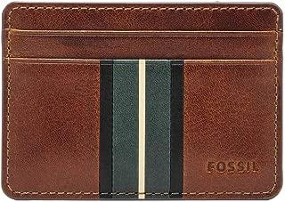 Fossil Ronnie Cognac Card Case (ML4146222)