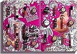 NYX Professional Makeup Set de Maquillaje Diamonds and Ice, Please! 24 Productos, Incluye Maquillaje...
