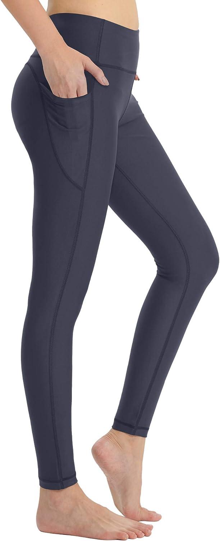 Haining High Waist Long-awaited Yoga Pants 2 Tummy Pocket New product type Control