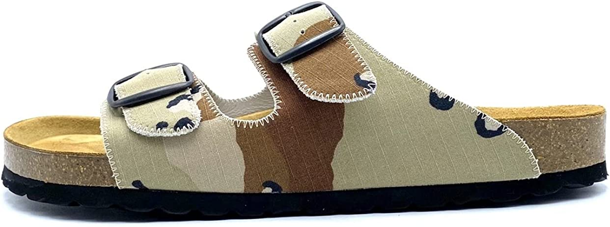 Magnafied Finally popular brand Mens Thor San Diego Mall Sandals 2-Buckle