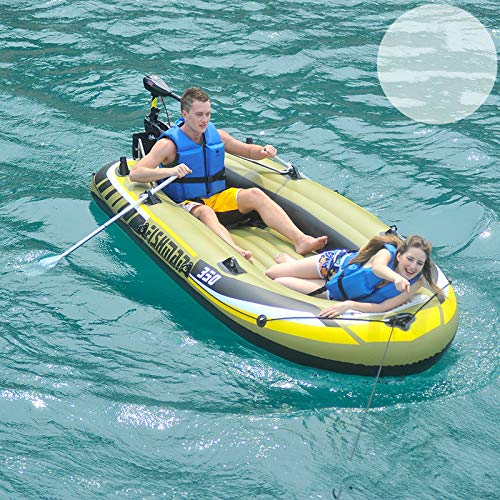 Find Discount BANA Original Inflatable Boat Rubber Boat Fishing Boat Kayak Thickened wear-Resistant ...