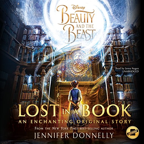 Beauty and the Beast: Lost in a Book cover art