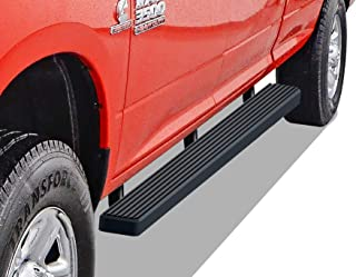 "For 10-18 DODGE Ram 1500 Crew Cab 4/"" Running Board Nerf Bar Side Step S//S H"