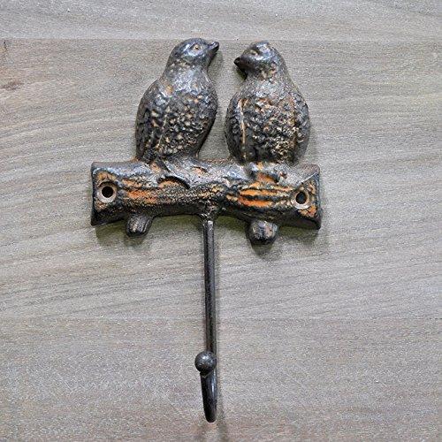 Patère Oiseaux sur branche