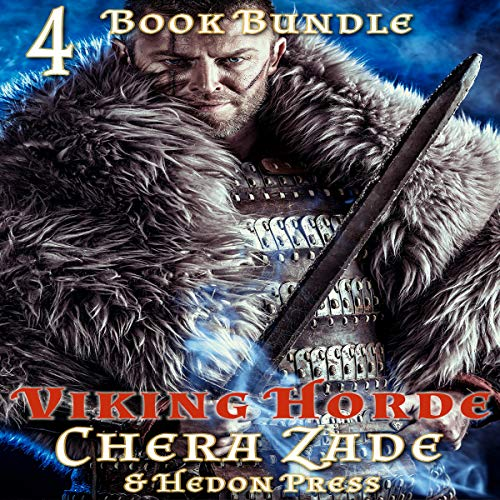 Viking Horde: 4 Book Bundle                   By:                                                                                                                                 Chera Zade,                                                                                        Hedon Press                               Narrated by:                                                                                                                                 Ruby Rivers                      Length: 2 hrs and 25 mins     1 rating     Overall 5.0