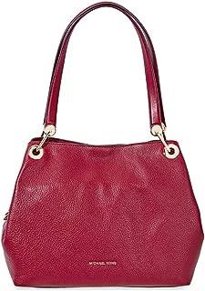 Raven Ladies Large Leather Shoulder Bag 30H6GRXE3L550