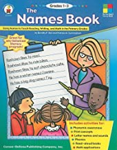 Names Book: Using Names to Teach Reading, Writing, and Math in the Primary Grades