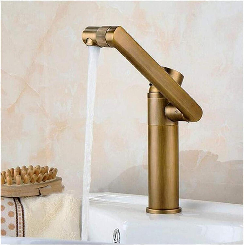 Wasserhahn, für Küche, Badezimmer, Waschbecken, Mischbatterie für Spülbecken, Badezimmer, Messing, Mischbatterie, für die Spüle warm und kalt Ctzl3327