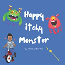 Happy Itchy Monster