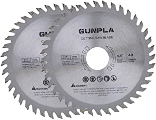 Best wood cutting blade for 4 1/2 grinder Reviews