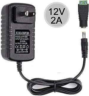 Best led power adapter 12v Reviews