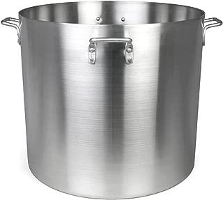 160 qt stock pot with basket
