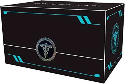 PSYCHO-PASS (サイコパス) 第1期&第2期 スペシャルBOX ブルーレイDVDコンボ オリジナルグッズ付 欧州版 import