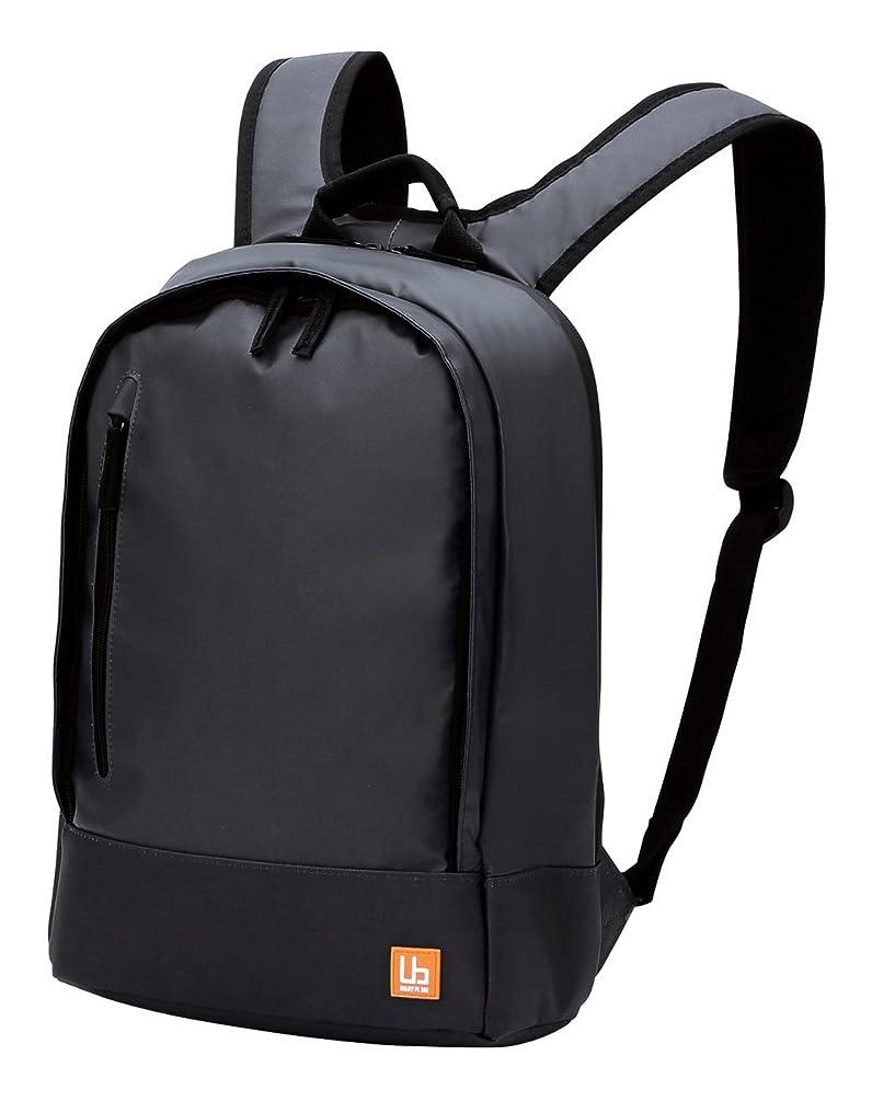 追い出す好奇心皿エレコム バックパック 超軽量 豊富 小物ポケット付 ブラック BM-BP01BK
