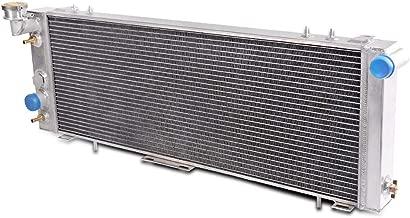 60mm Full Aluminum Racing Radiator For Jeep Cherokee XJ/Wagoneer 2.5L 4.0L I4/I6 1991-2001